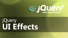 jQuery UI Effects