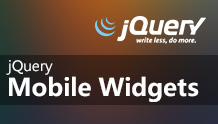 jQuery Mobile Widgets(1)