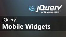 jQuery Mobile Widgets(2)